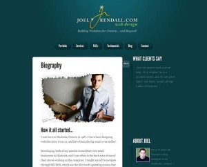 professional-web-biography-sample
