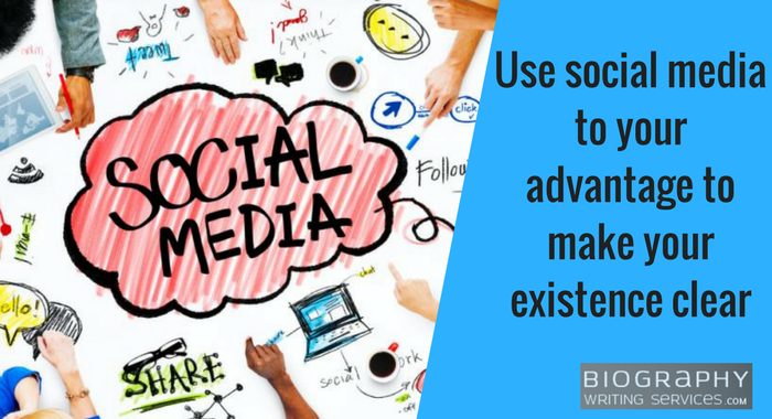Use social media advice