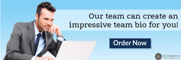 create website team page