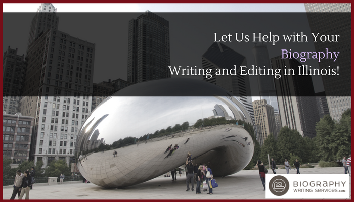 Illinois bio writing services
