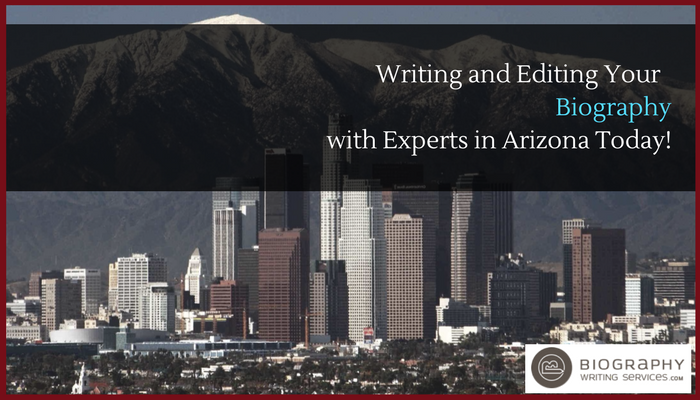 arizona bio writing services