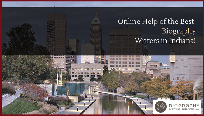 bio writer service in indiana