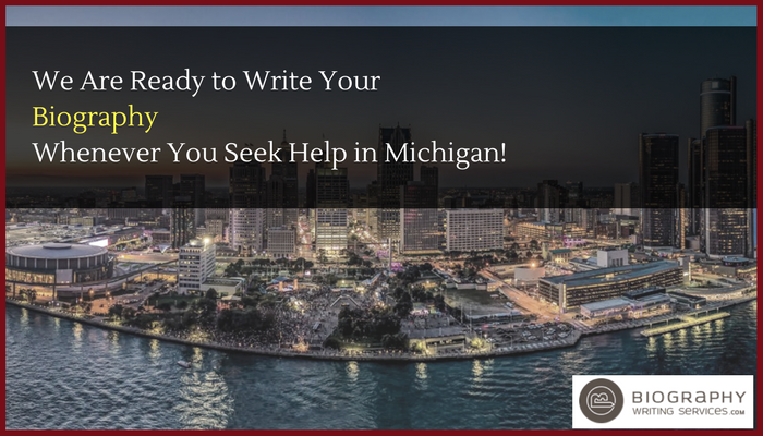 professional bio writing services in michigan
