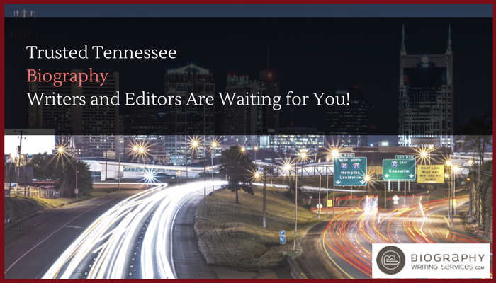 tennessee bio writing services