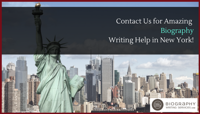 writing a bio services in new york