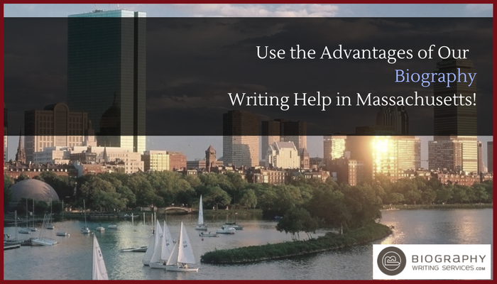writing biography in massachusetts