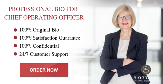 coo bio writing service